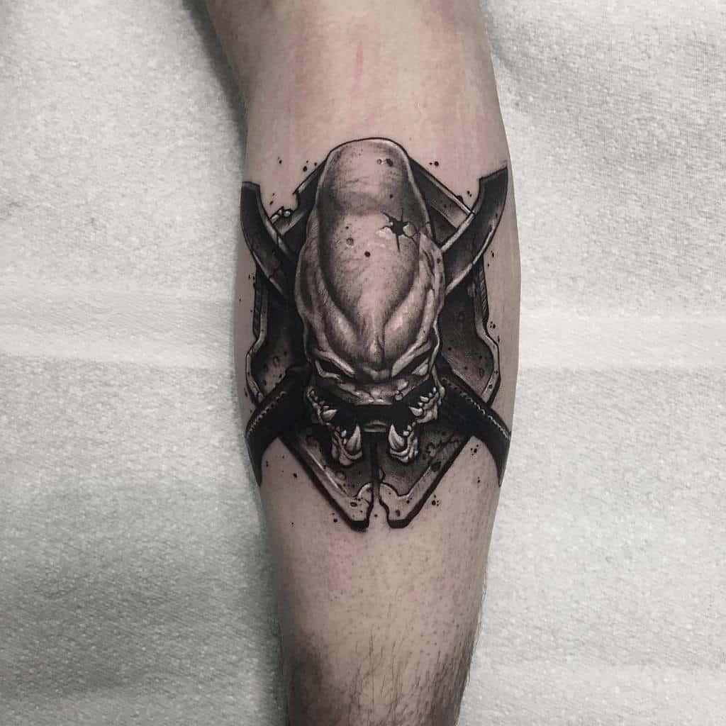 black-grey-halo tattoo-danslayer666