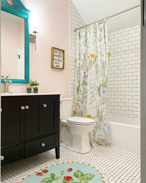 The 70 Best Farmhouse Bathroom Ideas Home And Design