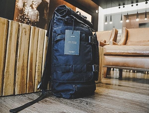 Black Ht500 Mission Workshop Backpacks The Rhake Review