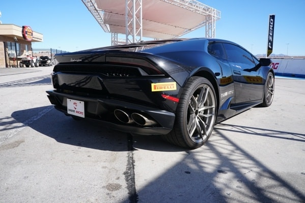 Drive Exotic Cars Las Vegas Without Instructor
