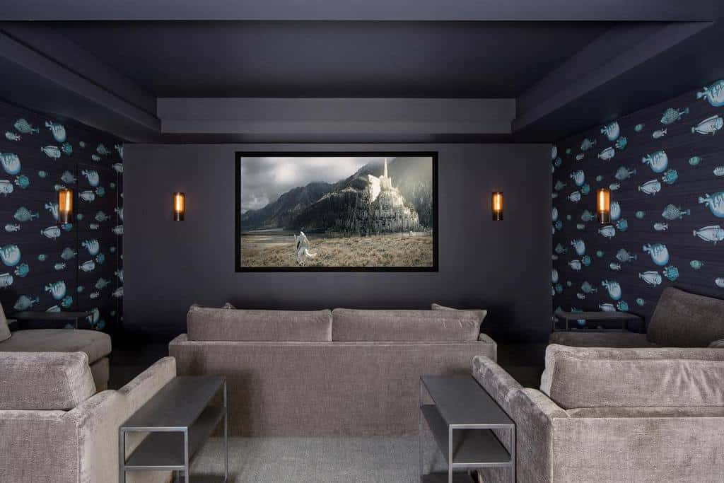 black low basement ceiling ideas elliemrozdesign