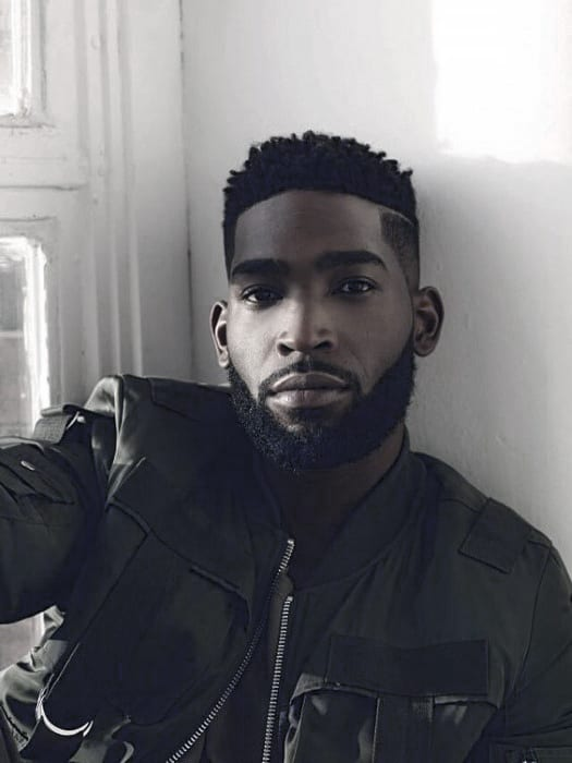 Black Male Beard Style And Hairstyle Inspiration