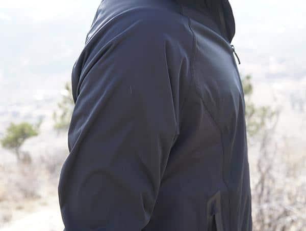 Black Mens Ogio Alpha All Elements Elite Rain Jacket Review