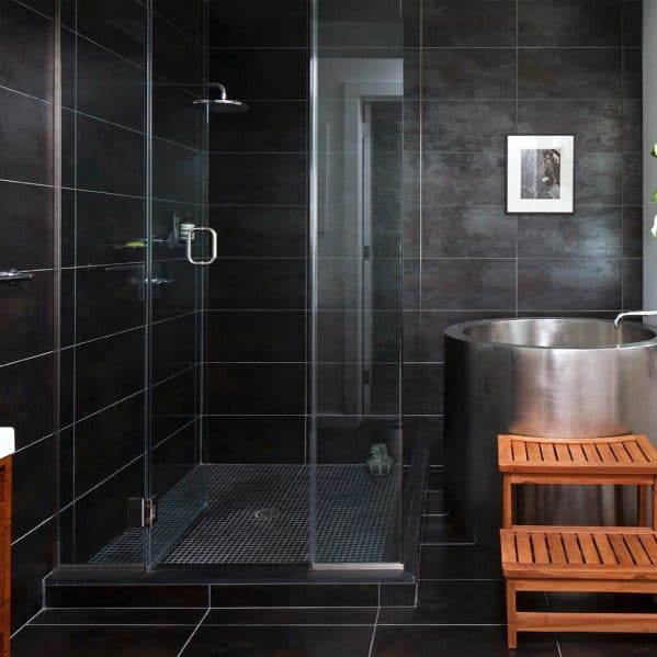 Bathroom Floor Tiling Ideas: Top 50 Best Shower Floor Tile Ideas