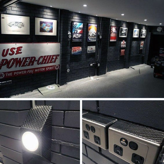 Garage Interior Ideas