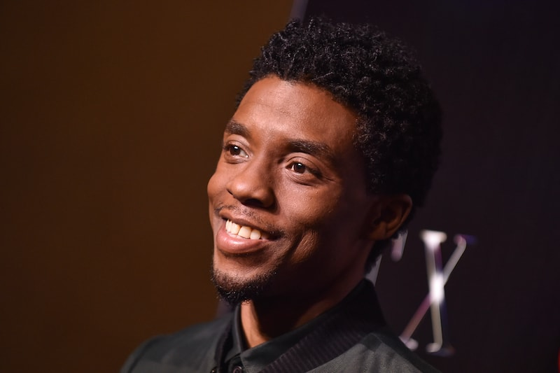 'Chadwick Boseman: Portrait of an Artist' Coming to Netflix