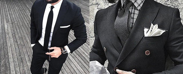 4ab630dba8e 50 Black Suit Styles For Men - Classy Male Fashion Ideas