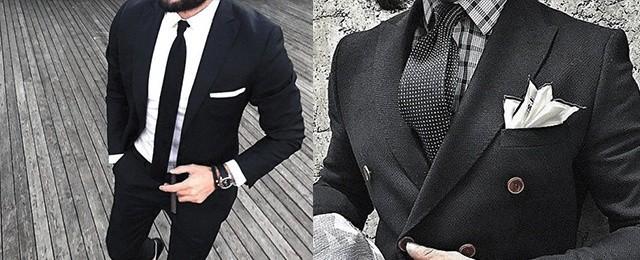 Black Suit Styles For Men Fashion Ideas