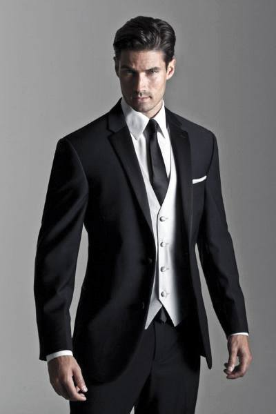 Black Suits Mens Style Ideas Business Occasions