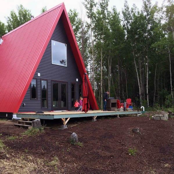Black Superb House Siding Ideas