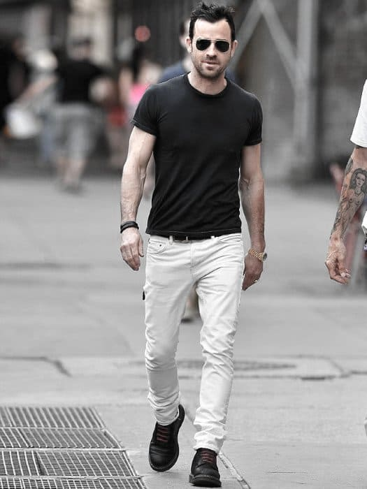 What To Wear With White Jeans For Men 40 Fashion Styles