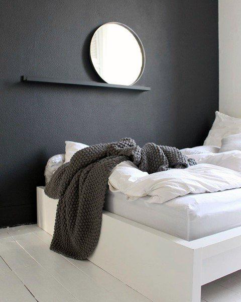 Black Themed Bedroom Ideas