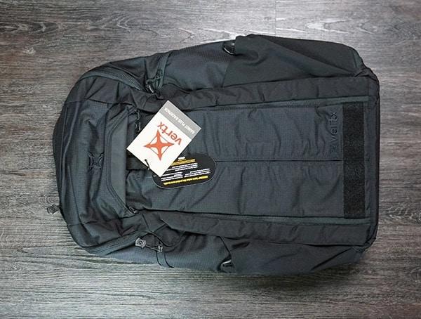 Black Vertx Edc Gamut Plus Backpack Reviewed