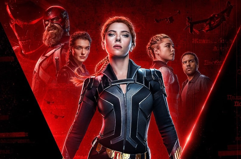 Marvel Drops New 'Black Widow' Trailer