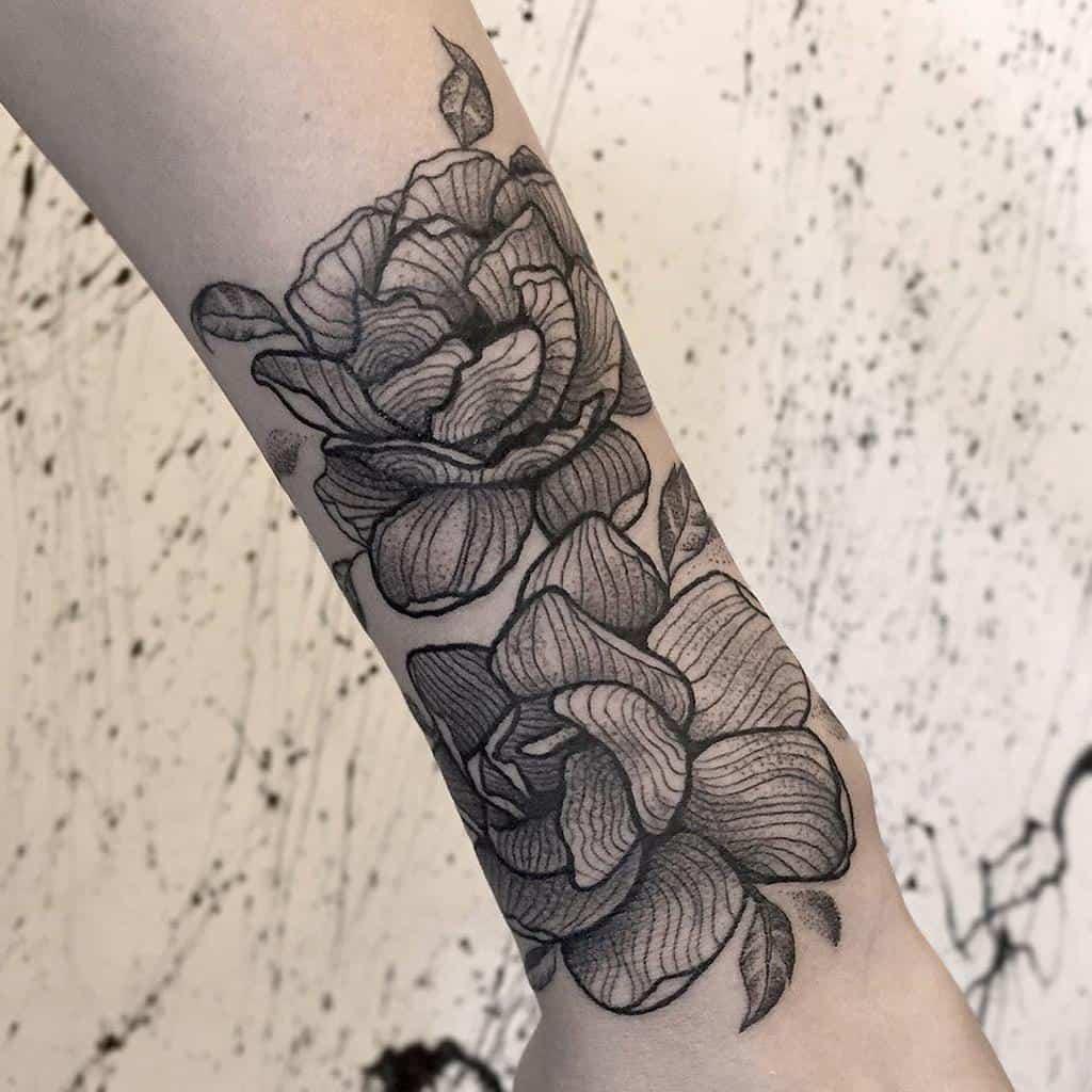 Top 55 Best Jasmine Flower Tattoo Ideas - [2020