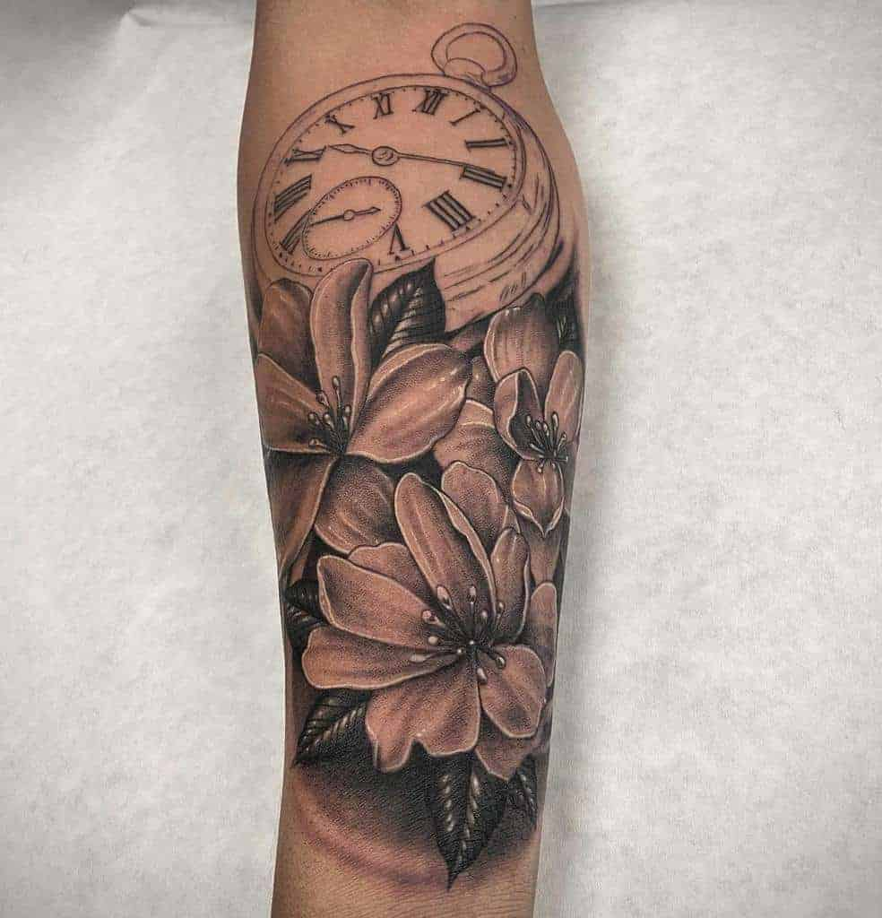 blackwork-jasmine-flower-tattoos-jpeaces