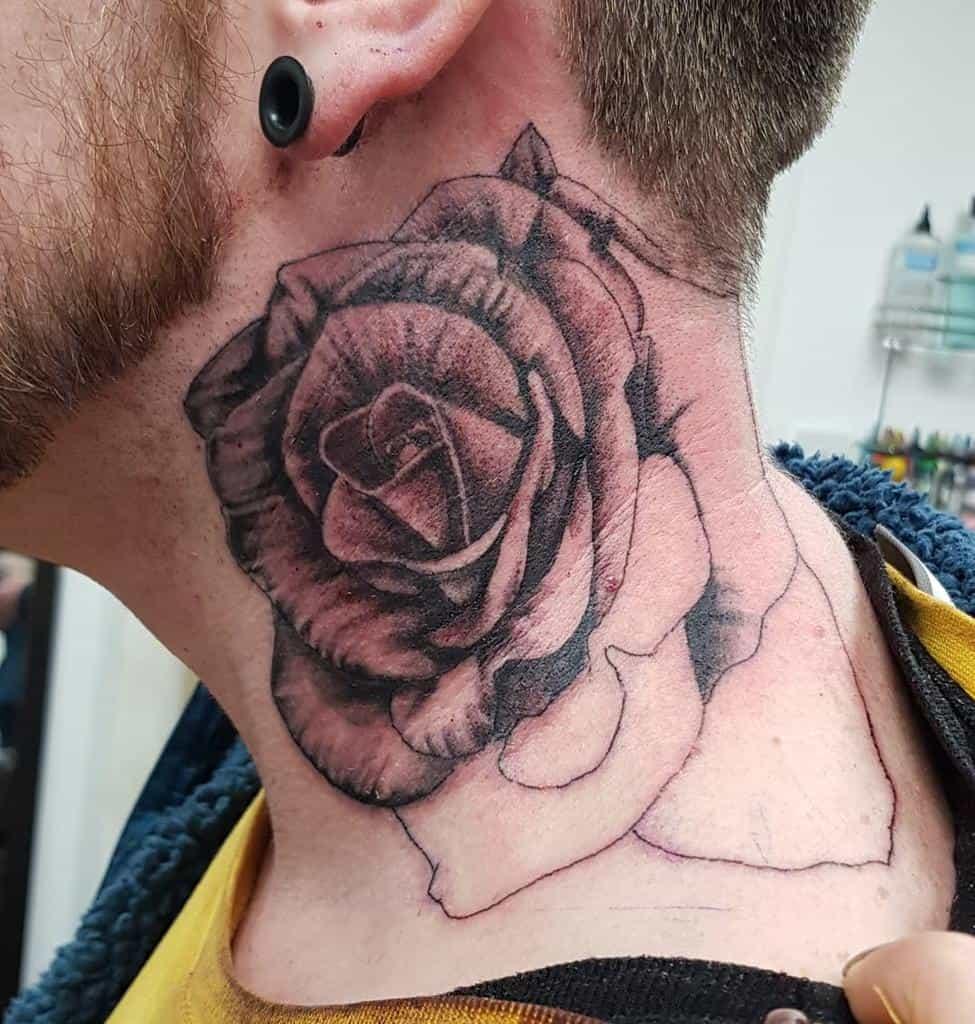 blackwork rose neck tattoos helen_tinc_etherington
