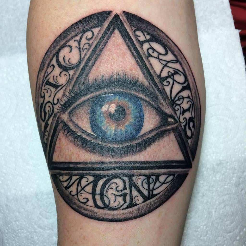Blackwork Sic Parvis Magna Tattoos Art Of Damage