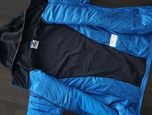 Blackyak Bakosi Jacket For Men Interior View