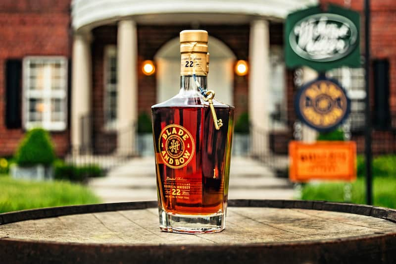 Blade and Bow Brings Back 22-Year-Old Kentucky Straight Bourbon