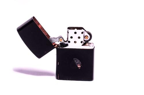Blazer Cg 001 Butane Refillable Torch Survival Lighter