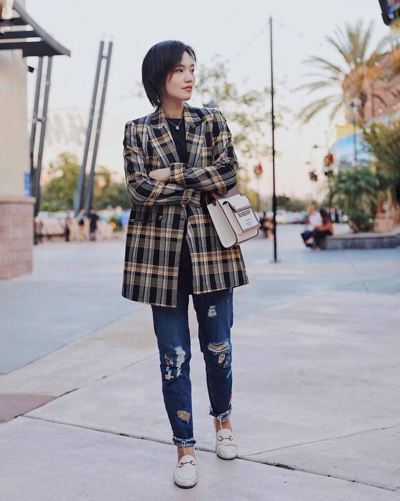 Blazer Spring Outfit
