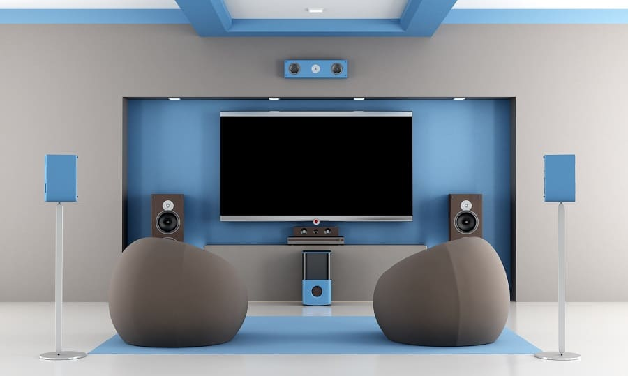 Home Theater Seating Home Ideas