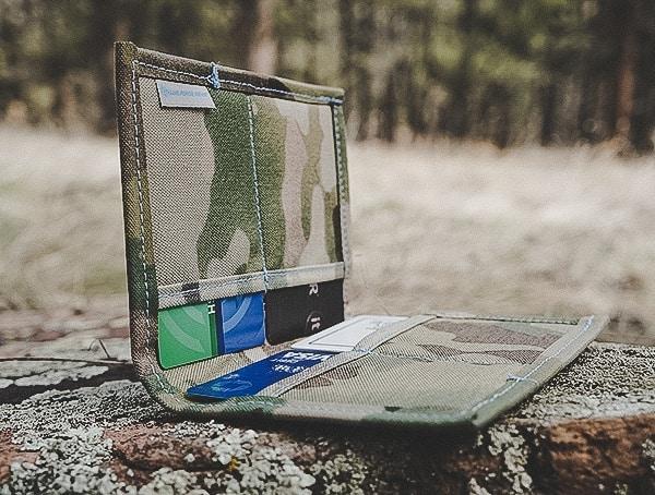 Blue Force Gear Bfg Wallet Multicam Review