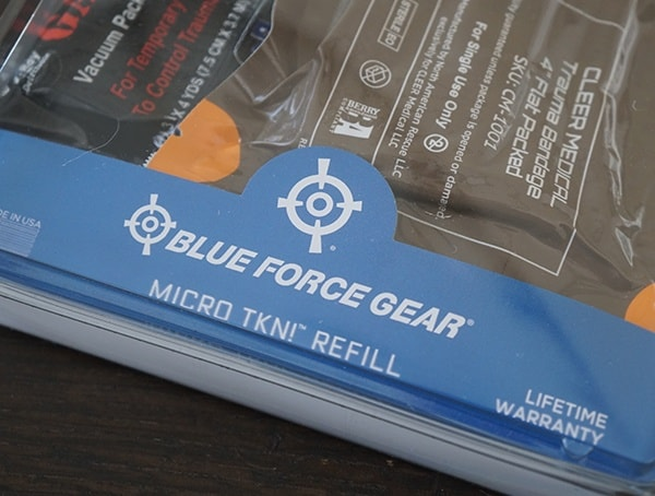 Blue Force Gear Micro Tkni Refill Package