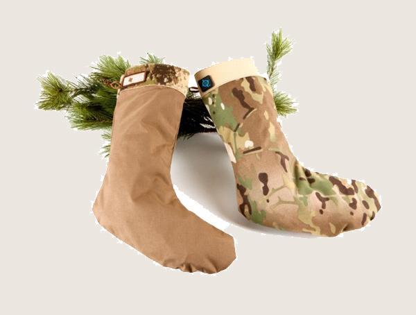 Blue Force Gear Santa Socks Tactical Stocking