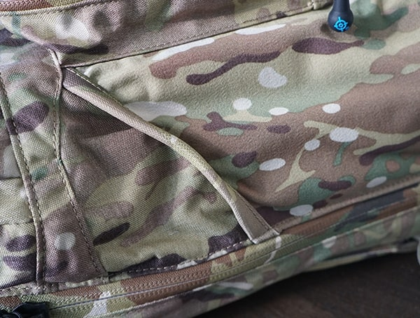 Blue Force Gear Tracer Pack Multicam Side Bottle Pockets