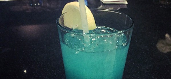 Blue Hawaiian Cocktail Drinks