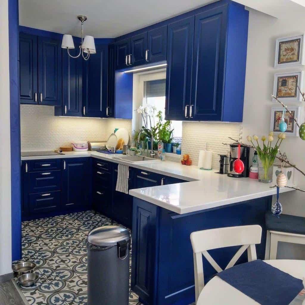 blue kitchen color ideas csercsics.faipar