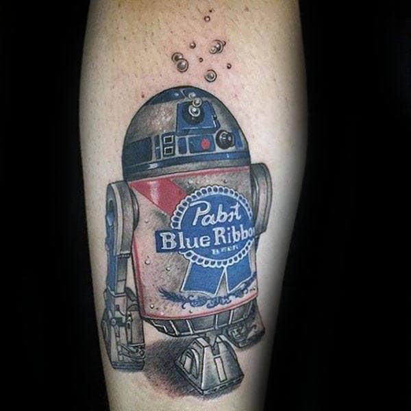 Blue Ribbon Male Rd2d Can Tattoos