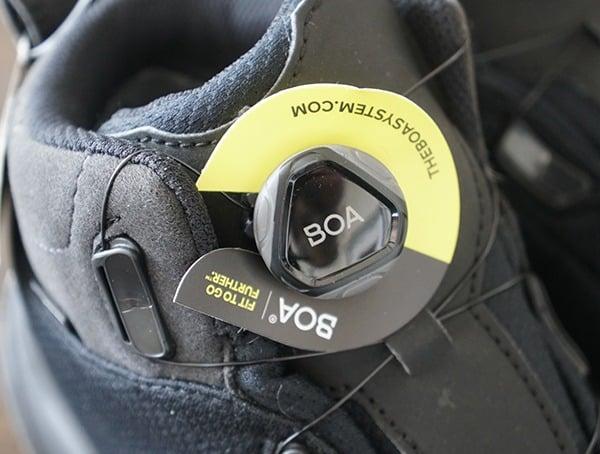 Boa System Tag Icebug Detour Bugrip Gore Tex Boots For Men