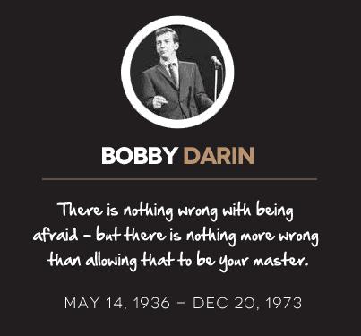 Bobby Darin quote