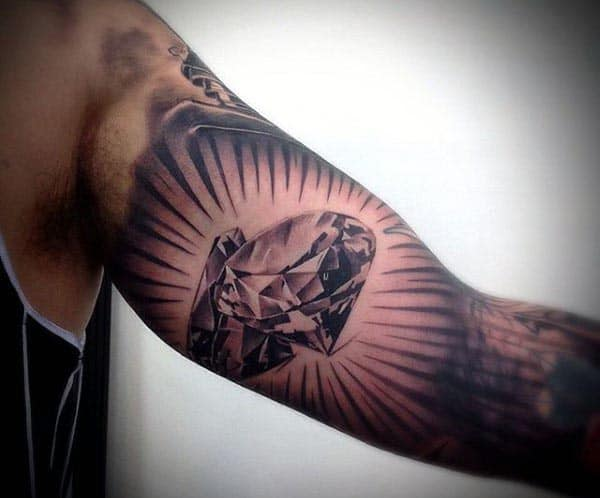 90 bicep tattoos for men masculine muscle design ideas