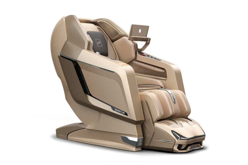 This A.I. Controlled Massage Chair Resembles a Futuristic Throne