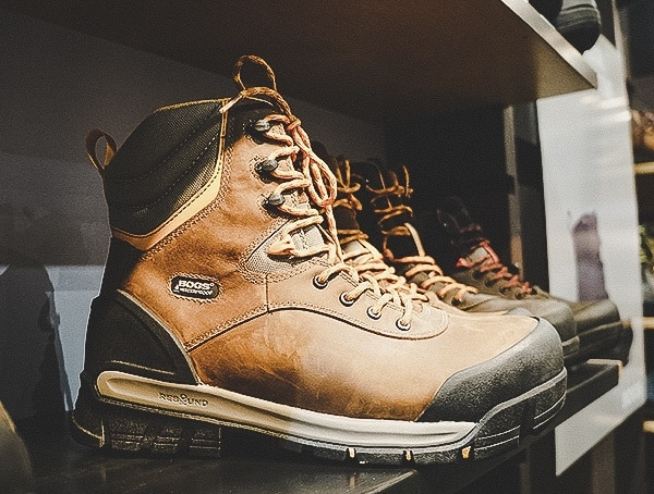 Bogs Mens Rugged Work Boots