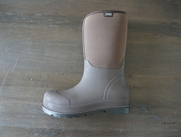 Bogs Stockman Composite Toe Boot Side