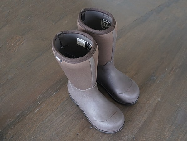 Bogs Stockman Composite Toe Boots Angel View