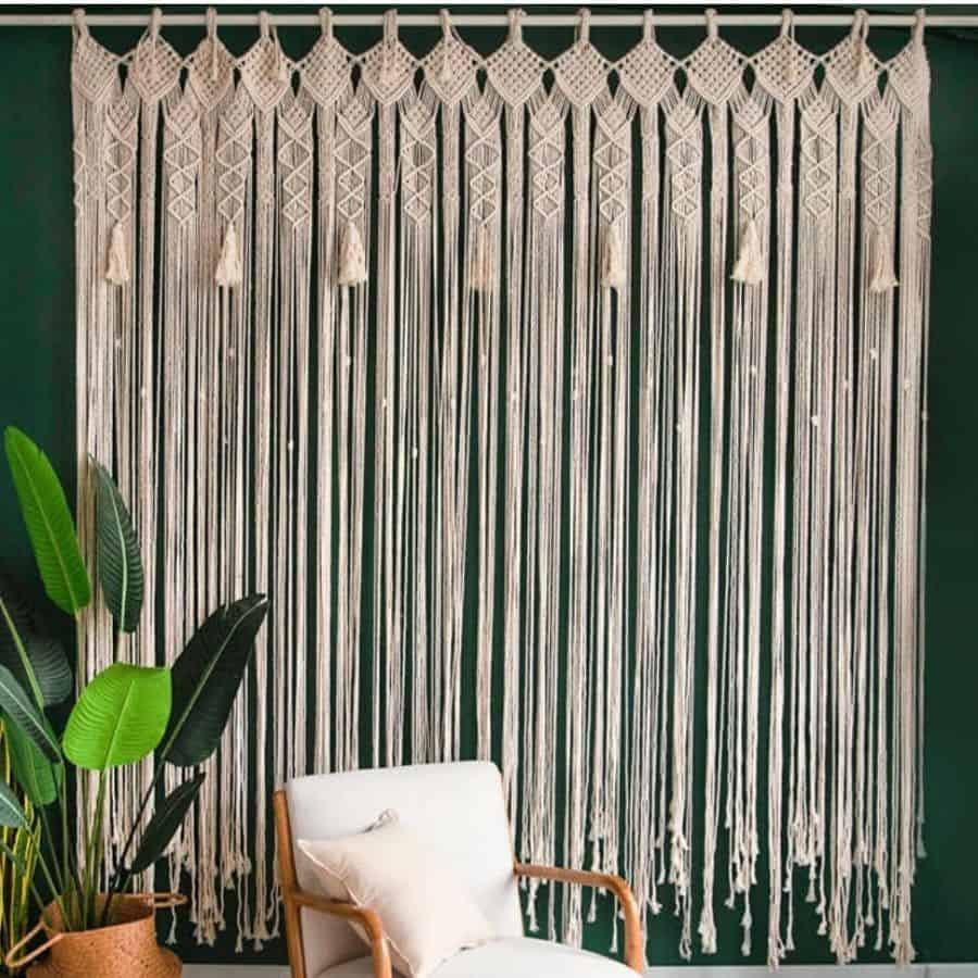 Bohemian Curtain Ideas