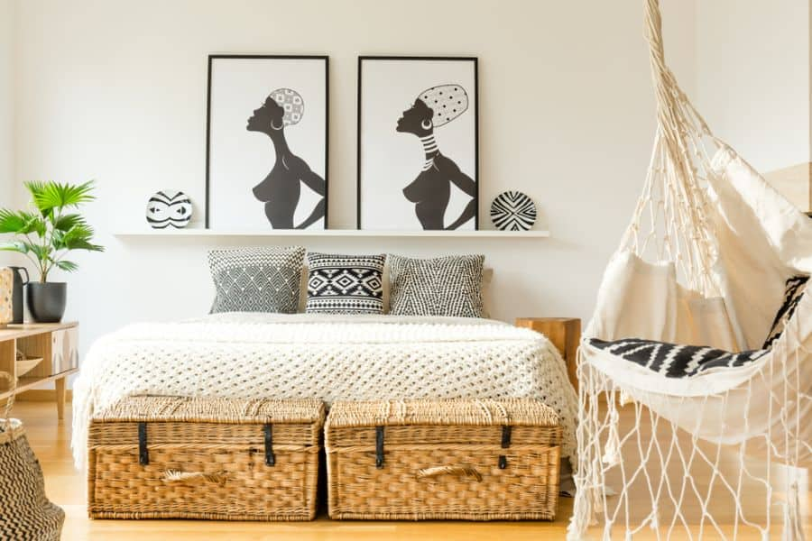 boho bedroom decor ideas 2