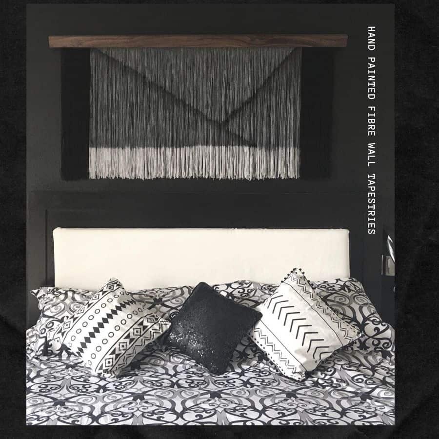 boho black and white bedroom ideas modernmovementtapestries