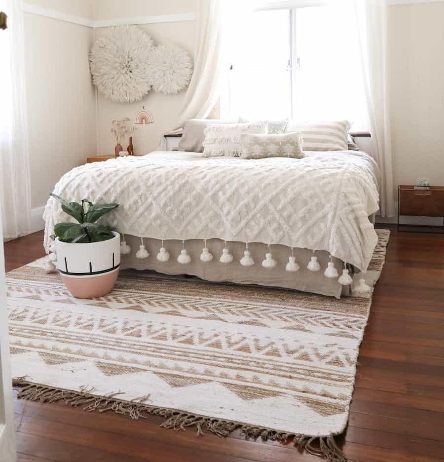 boho cute bedroom ideas pebblesandrox