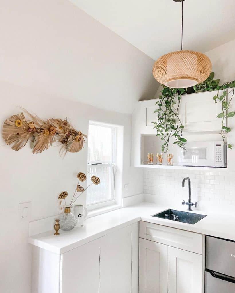 boho decor kitchen decor ideas sullovin_knots