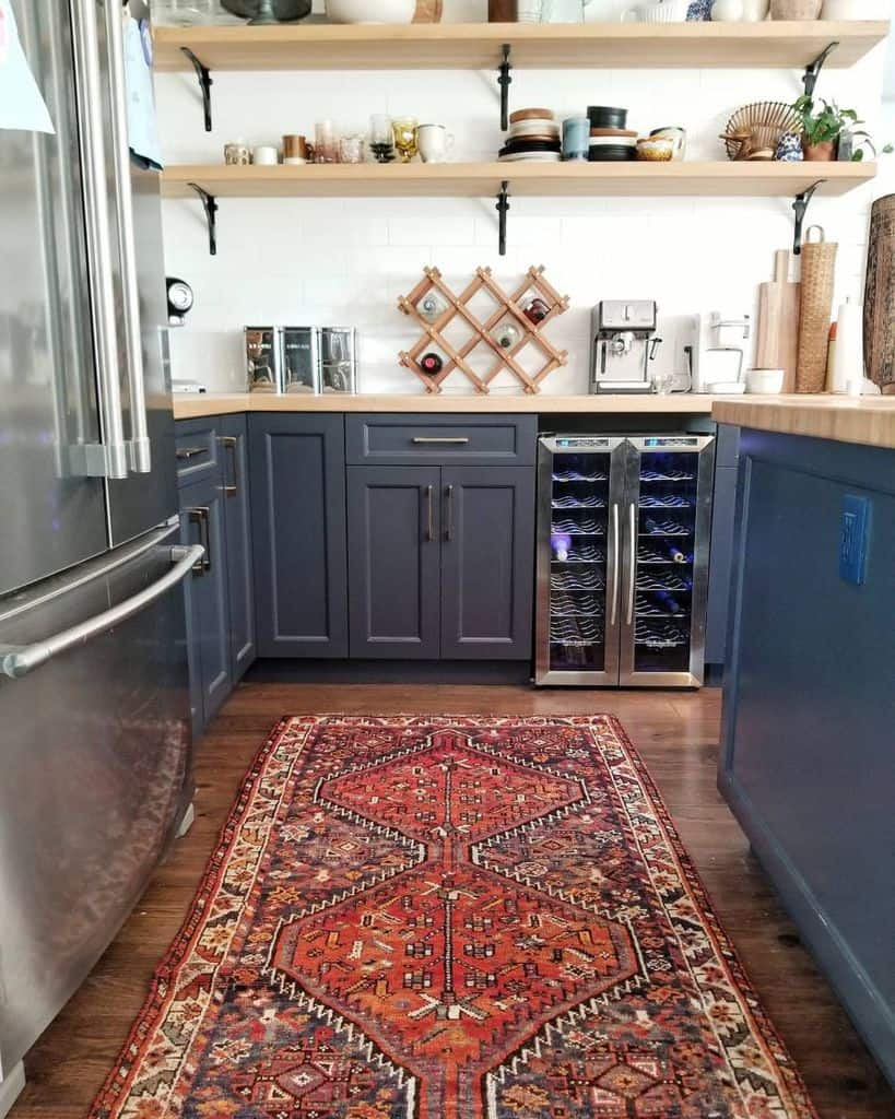 boho decor kitchen decor ideas theknotted_fox