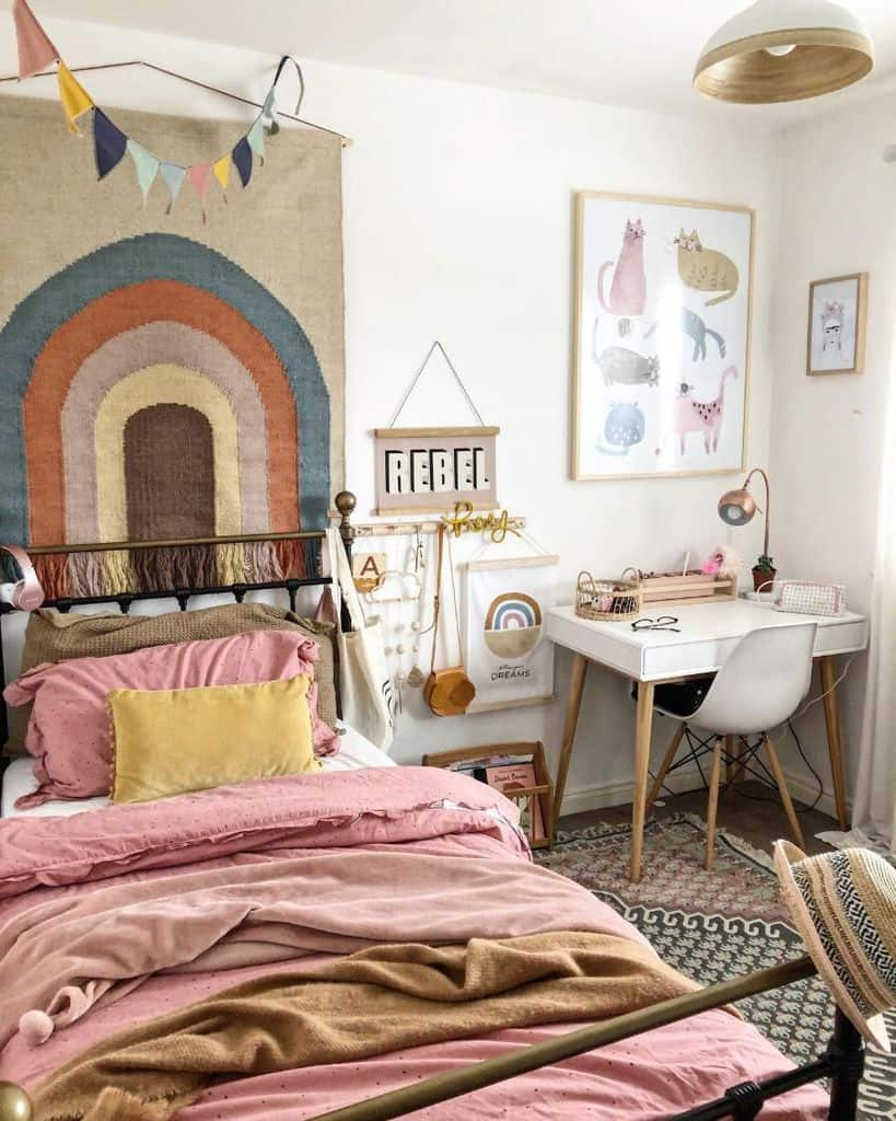 boho kids bedroom ideas its_all_about_the_house