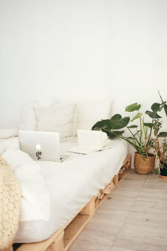 boho minimalist bedroom ideas 2
