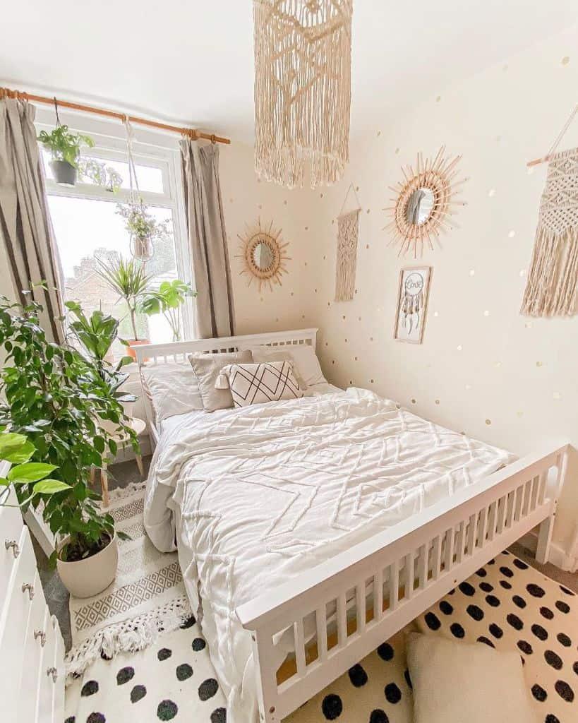 Boho Tiny Bedroom Ideas Homewithsisi